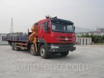 凌扬(FXB)牌PC5310ZBG4FXB型背罐车