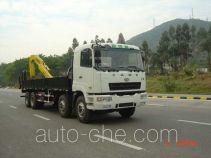 凌扬(FXB)牌PC5312JSQHL3型随车起重运输车