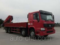 Chaoxiong PC5312JSQHW truck mounted loader crane