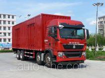 FXB PC5312XXYHW box van truck