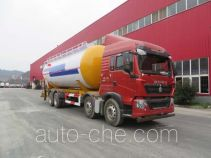 Haifulong PC5317GFL low-density bulk powder transport tank truck