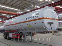 Pucheng PC9350GRY1 flammable liquid tank trailer