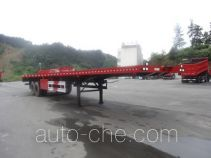 Haifulong PC9350TPB flatbed trailer