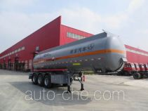 Haifulong PC9400GFW corrosive materials transport tank trailer