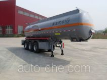 Haifulong PC9400GFWA corrosive materials transport tank trailer
