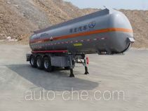 Haifulong PC9400GFWB corrosive materials transport tank trailer