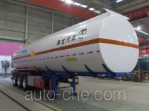 Pucheng PC9400GYW oxidizing materials transport tank trailer