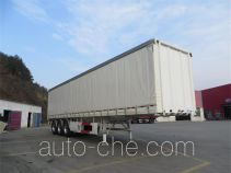 Haifulong PC9400XXY box body van trailer