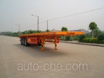 Chaoxiong PC9401 flatbed trailer