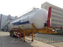 Haifulong PC9401GFL low-density bulk powder transport trailer