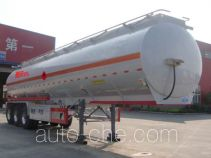 Pucheng PC9401GRYB flammable liquid tank trailer