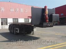 Haifulong PC9401ZZXP flatbed dump trailer