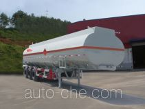 Pucheng PC9403GRYA flammable liquid tank trailer