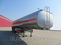 Pucheng PC9403GRYC flammable liquid tank trailer