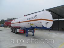 Haifulong PC9403GRYE flammable liquid tank trailer