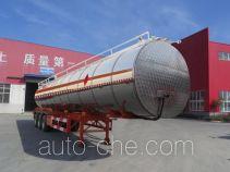Haifulong PC9404GRYD flammable liquid tank trailer
