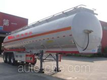 Haifulong PC9405GYSB aluminium liquid food tank trailer