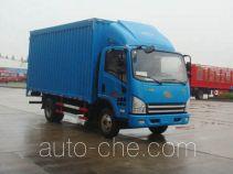 Sutong (FAW) PDZ5040XXYAE4 box van truck