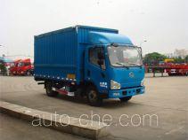 Sutong (FAW) PDZ5041XYKAE4 автофургон с подъемными бортами (фургон-бабочка)