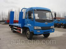 Sutong (FAW) special flatbed truck