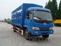 Sutong (FAW) PDZ5161CCQ livestock transport truck