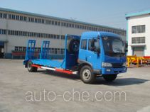Sutong (FAW) PDZ5160TDP low flatbed truck