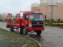 Sutong (FAW) PDZ5160TPBAE4 flatbed truck
