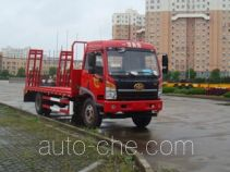 Sutong (FAW) PDZ5161TPBAE4 flatbed truck