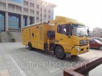 速通牌PDZ5160TPSDE4型大流量排水抢险车