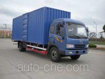 Sutong (FAW) PDZ5160XYY box van truck