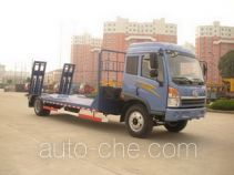 Sutong (FAW) PDZ5161TDP low flatbed truck