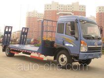 Sutong (FAW) PDZ5161TDP низкорамный грузовик с безбортовой плоской платформой