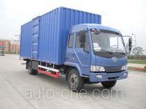 Sutong (FAW) PDZ5161XYY box van truck