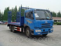 Sutong (FAW) PDZ5200TPB flatbed truck