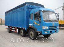 Sutong (FAW) PDZ5250PXY автофургон с тентованным верхом