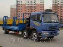 Sutong (FAW) PDZ5250TDP low flatbed truck