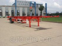 Sutong (FAW) PDZ9101TJZ empty container transport trailer