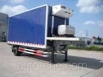 Sutong (FAW) PDZ9120XLC refrigerated trailer