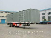 Sutong (FAW) PDZ9270XXY box body van trailer