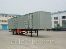 Sutong (FAW) PDZ9270XXY box body van trailer