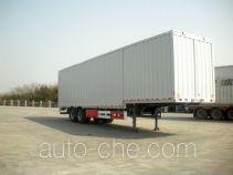 Sutong (FAW) PDZ9270XYK полуприцеп фургон с подъемными бортами (фургон-бабочка)