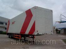 Sutong (FAW) PDZ9271XYK полуприцеп фургон с подъемными бортами (фургон-бабочка)