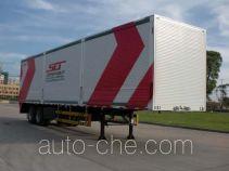 Sutong (FAW) PDZ9340XYK полуприцеп фургон с подъемными бортами (фургон-бабочка)