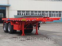 Sutong (FAW) flatbed dump trailer