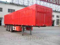 Sutong (FAW) PDZ9380XXY box body van trailer