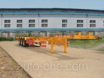 速通牌PDZ9370TJZ型集装箱运输半挂车