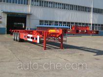 速通牌PDZ9403TJZ型集装箱运输半挂车