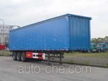 Sutong (FAW) PDZ9404XXYCL box body van trailer