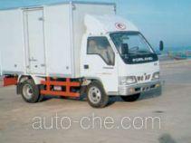 蓬莱牌PG5041XXY型厢式运输车