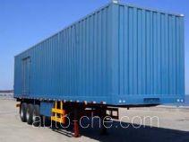 Penglai PG9380XXY box body van trailer